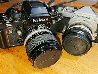 取材で使ったカメラ