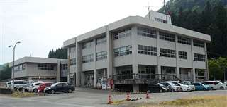複合施設として整備される方針の皆瀬庁舎