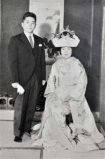 1968年9月に行われた戸沢さん夫婦の結婚式の記念写真