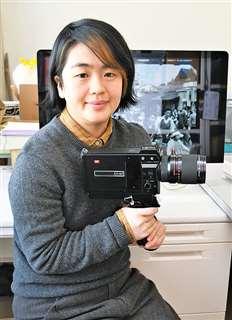 秋田公立美術大景観デザイン専攻・石山友美助教