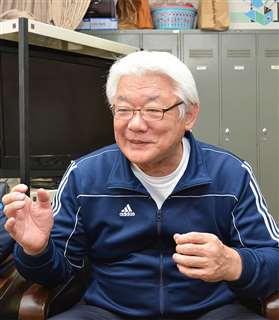 4度代表に選ばれた五輪について振り返る太田さん