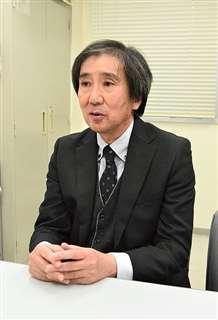 「学校と企業などの連携が大事」と語る谷村准教授