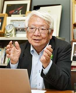 NPO法人蜘蛛の糸・佐藤久男理事長