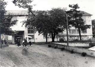 昭和38(1963)年当時の能代北高