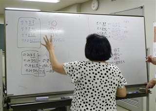 日本語を教えるのは本当に難しい