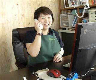 今は自分で会社を経営する工藤美恵さん