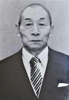 輜重兵として従軍した佐々木さんの夫・故金三郎さん