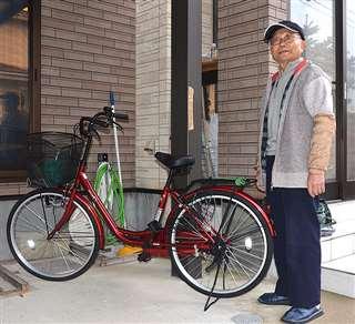 今もたまに自転車で出掛ける。初めて買った自転車から何台目だろうか