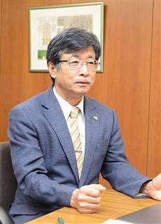 尾野恭一・大学院医学系研究科長兼医学部長