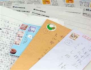 読者から寄せられた手紙やメールには、がんの治療と仕事の両立を巡る体験がつづられていた