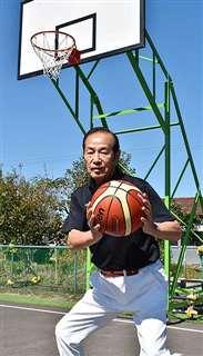 整備に協力してくれた大野さんと中村の頭文字から名付けた「ONコート」で
